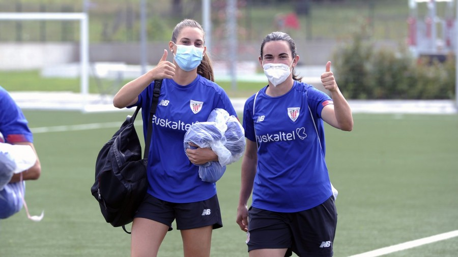 Arranca la pretemporada del Athletic Club femenino